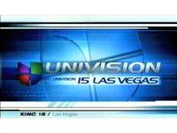 Univision 15 Las Vegas ID 2002