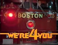 We're 4 You WBZ-TV