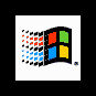 Windows NT 5.0 Beta Logo 2