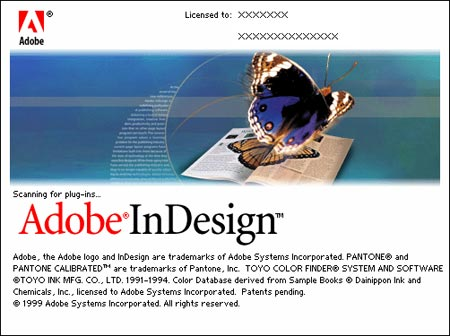 Adobe InDesign/Other