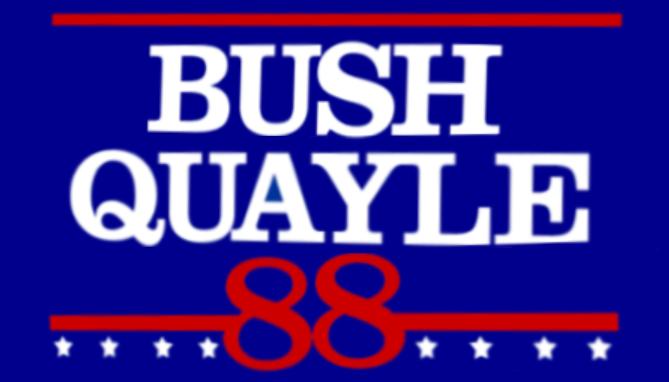George H. W. Bush presidential campaign, 1988
