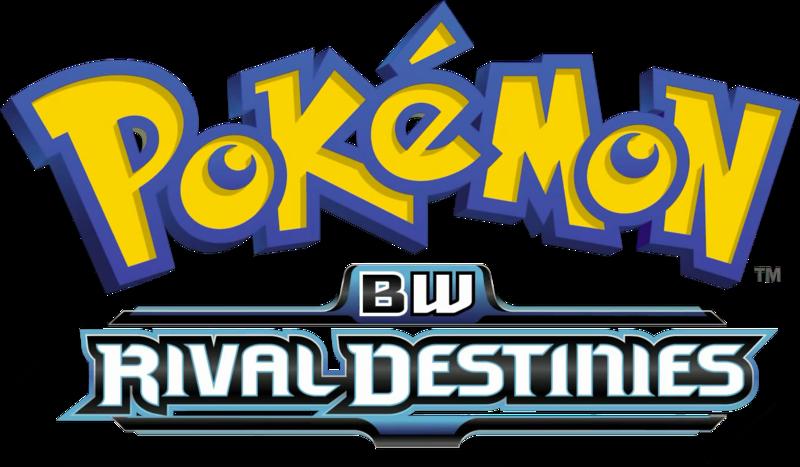 Pokémon BW Rival Destinies