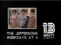 WNYT 13 The Jeffersons Promo