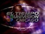 Wgbo el tiempo univision chicago bump-in package 2001