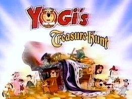 Yogi's Treasure Hunt