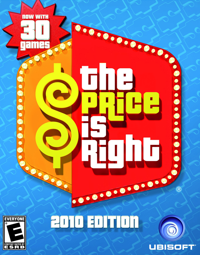 The Price is Right: 2010 Edition