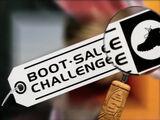 Boot Sale Challenge