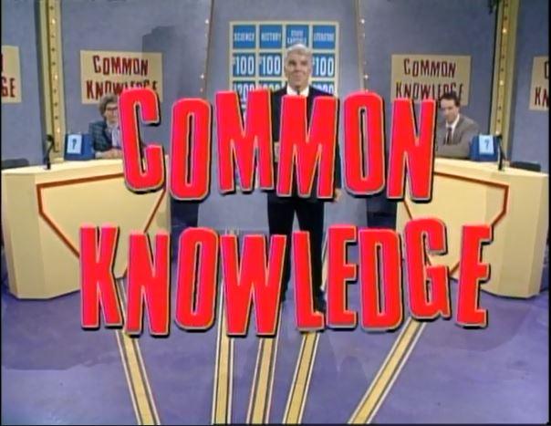 Common Knowledge (SNL)