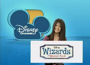 DC Logo Ident (2012) Wizards of Waverly Place