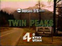 KTVX Twin Peaks 1991