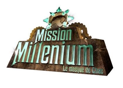 Mission Millenium: Le masque de Chac