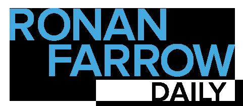 Ronan Farrow Daily