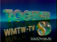 WMTW-TV We've Belong Together 1986