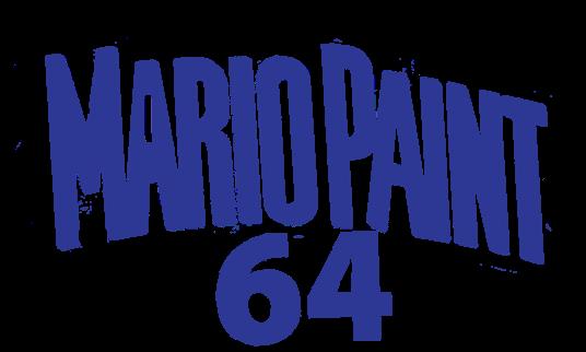 Mario Paint 64