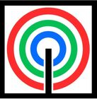 ABS-CBN Square Frame RGB Circle (1993-1999)