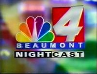 KBTV NBC4 Beaumont Nightcast 1999