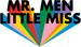 Mr Men 2021 Logo