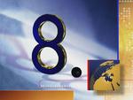 TV8 ident Novocom