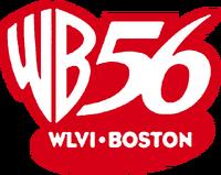 WLVI WB56 logo