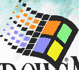 Windows NT 3.1 Beta Logo 2