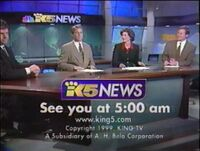 KING5News Closing 1999