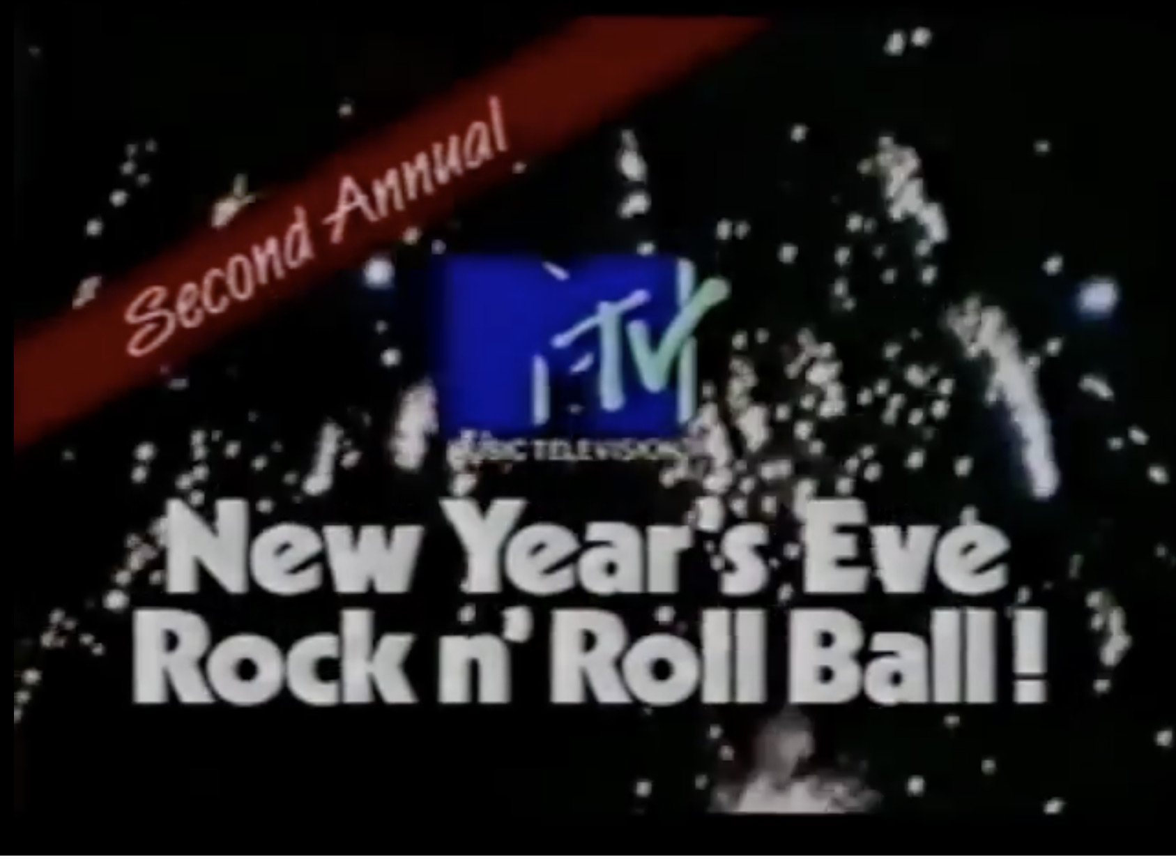 MTV New Years Eve