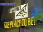 WDIV The Place to Be 1991