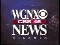 WGNX News 1998 Open