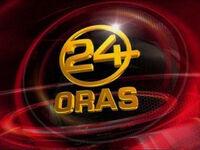 24 Oras Logo (2010-2011)