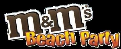 M&M's Beach Party