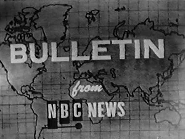 NBC News Bulletin