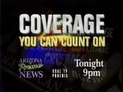 991996 KSAZ Channel 10 News Tease and Promos 1