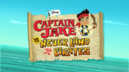 Captain Jake and the Never Land Pirates logo
