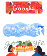 Google Children's Day 2016 (Storyboards)