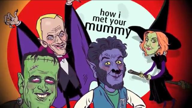 How I Met Your Mummy