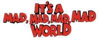 It's a Mad, Mad, Mad, Mad World logo (C)