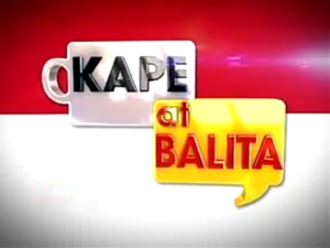Kape at Balita title card (GMA News TV, 2012–13).png
