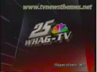 WHAG-TV The Stars Are Back on NBC 1993