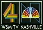 WSM-TV Nashville TN 1981