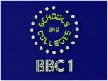 BBC 1 Schools & Colleges 1981