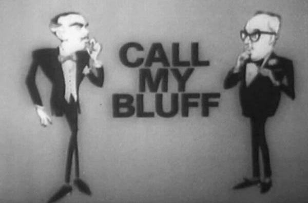 Call My Bluff (U.K.)