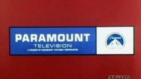 Paramount Television logo (1970)