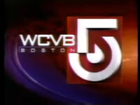 WCVB-TV's Channel 5 Video ID From 1996