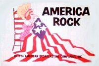 America Rock 1974