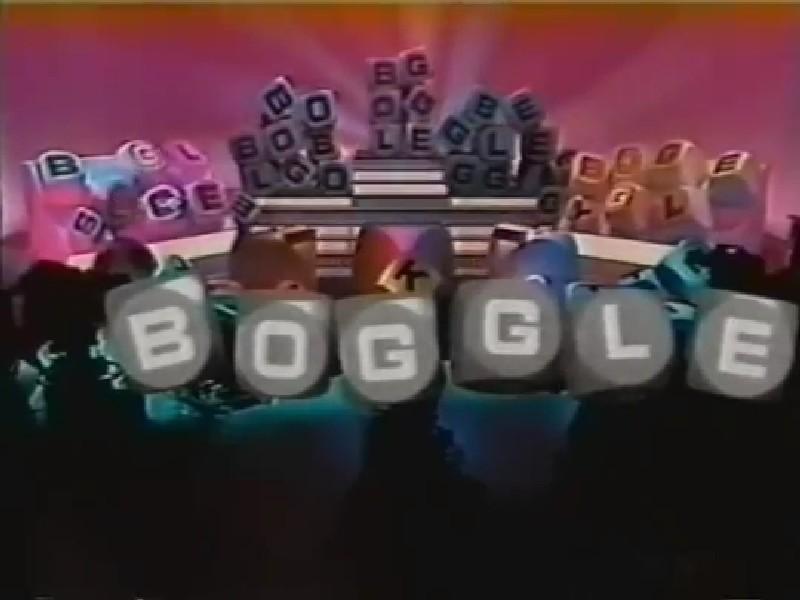 Boggle (Game Show Pilot)