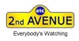 ETC 2nd Avenue Slogan 2006