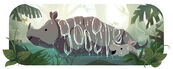 Google 25th Anniversary of Ujung Kulon Park
