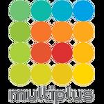 Multiplus vertical logo