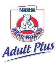 Nestle Bear Brand Adult Plus logo 2011.jpg