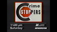 WPTA1984-Saturday CrimeStoppers